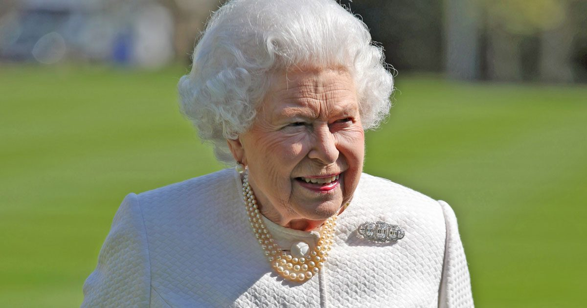 En drottning for sitt sprak