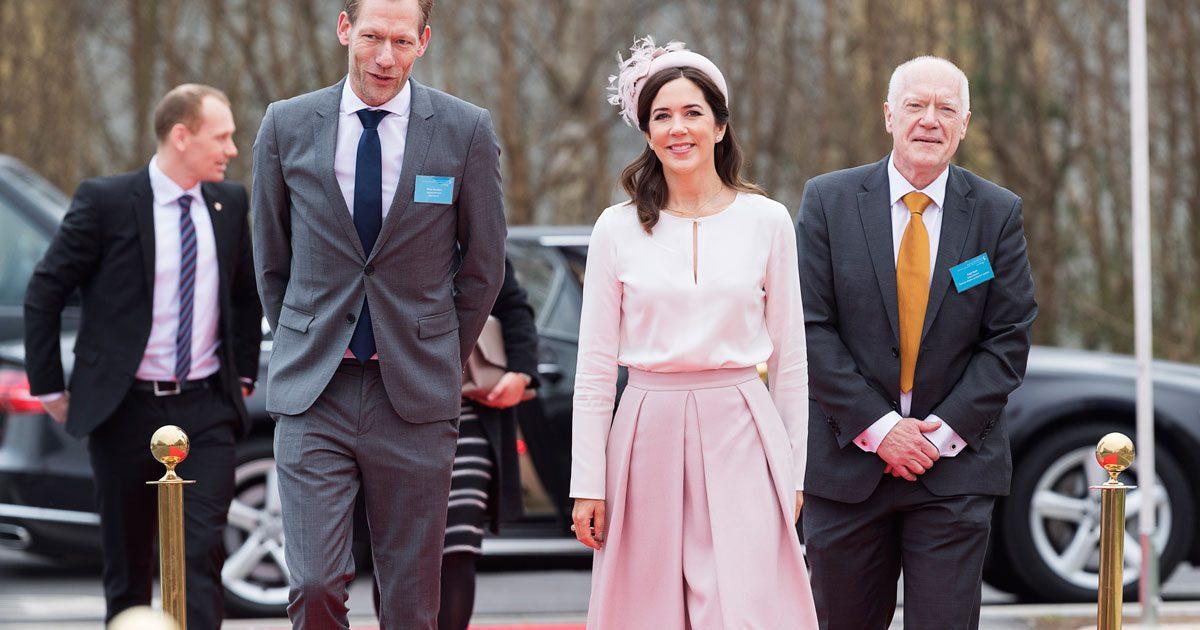 Kungliga modebloggen om Marys blus