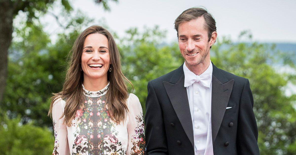 Pippa Middleton och James Matthews väntar barn!