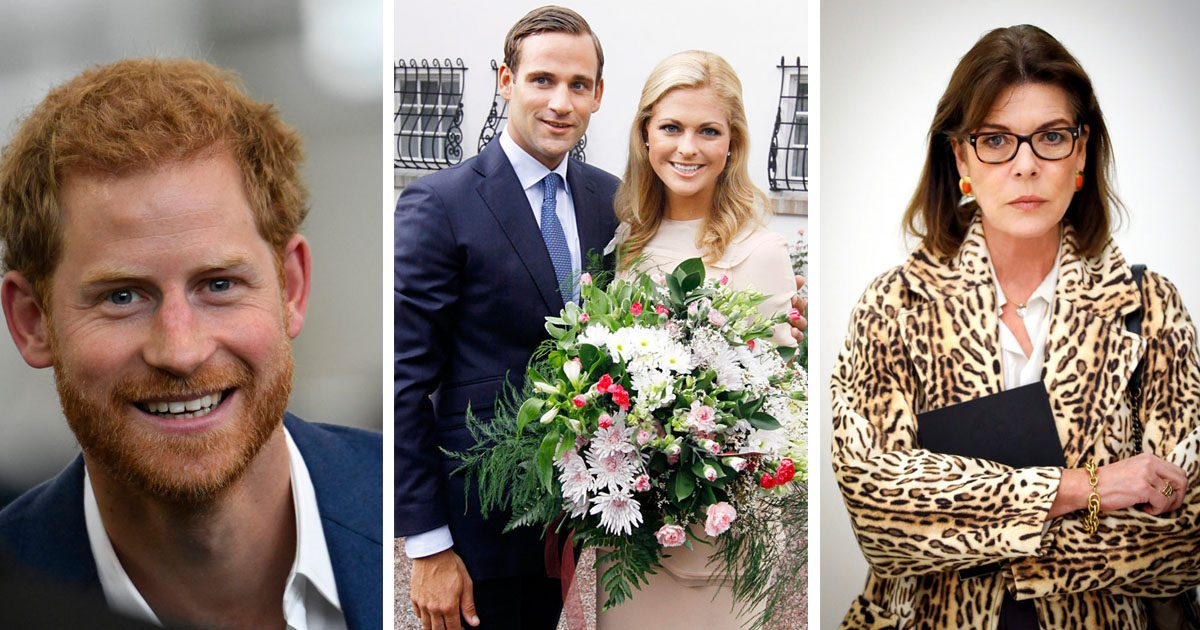 Hemliga barn,fängelsedomaroch nakenpartyn - kungliga skandaler vi minns