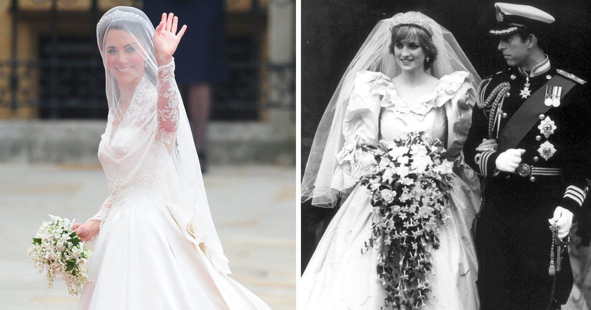 Bildextra – 6 brittiska brudar genom åren
