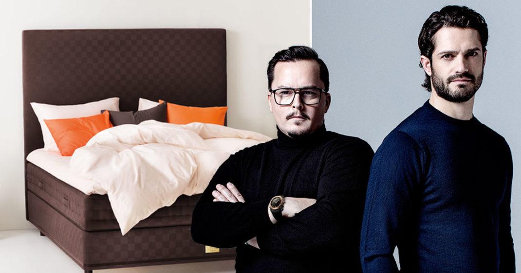 carl philip designar f r m belj tte svensk damtidning. Black Bedroom Furniture Sets. Home Design Ideas