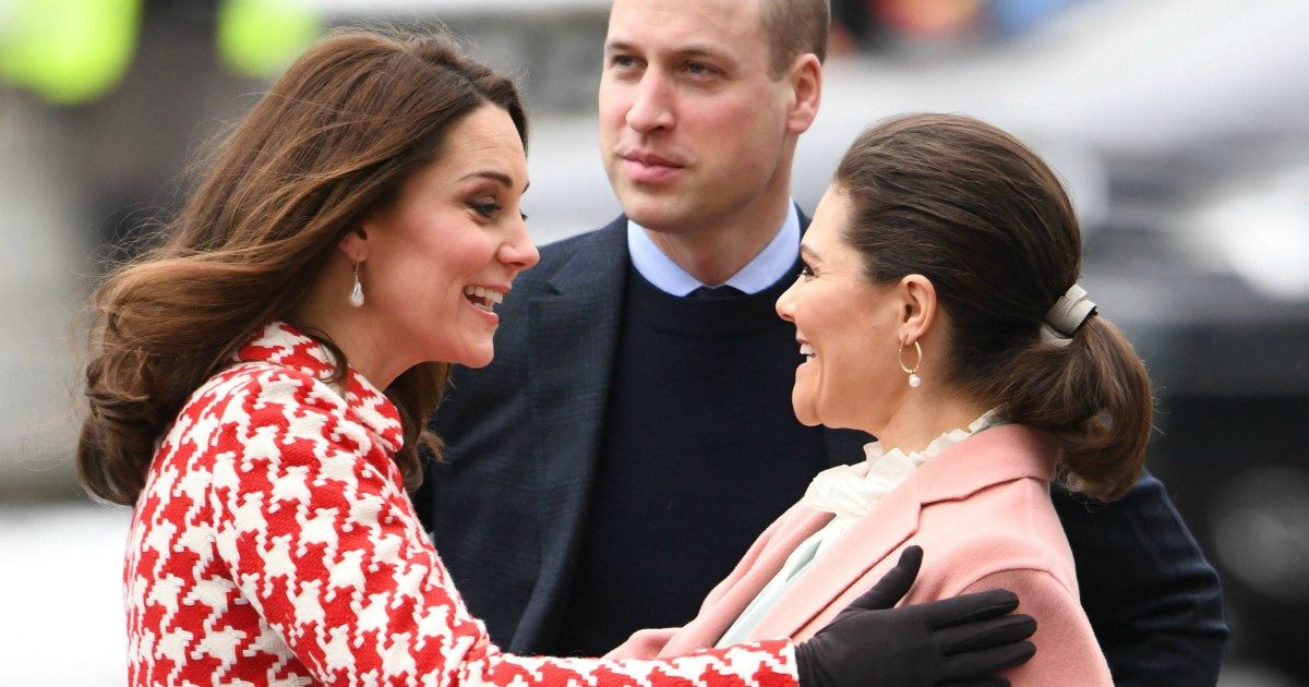 564ff88d7217 Stor kunglig släktguide! Visste du att Victoria är pyssling med ...