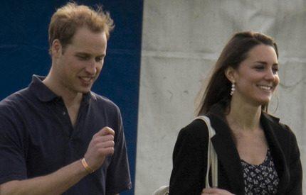 Prins William och Kate Middleton gifter sig 2012