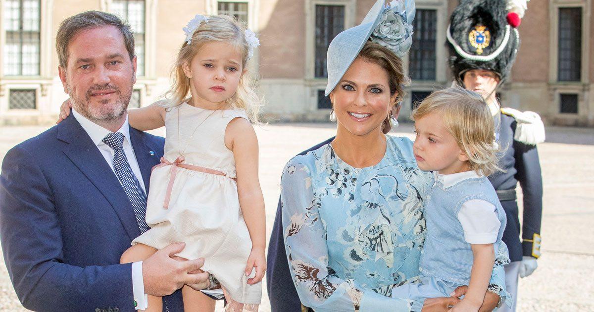 Prinsessan Madeleine och Chris O'Neill flyttar från lyxlägenheten i London