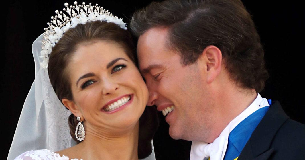 grattis på bröllopsdagen önskar Vi önskar Madeleine och Chris stort grattis på bröllopsdagen  grattis på bröllopsdagen önskar