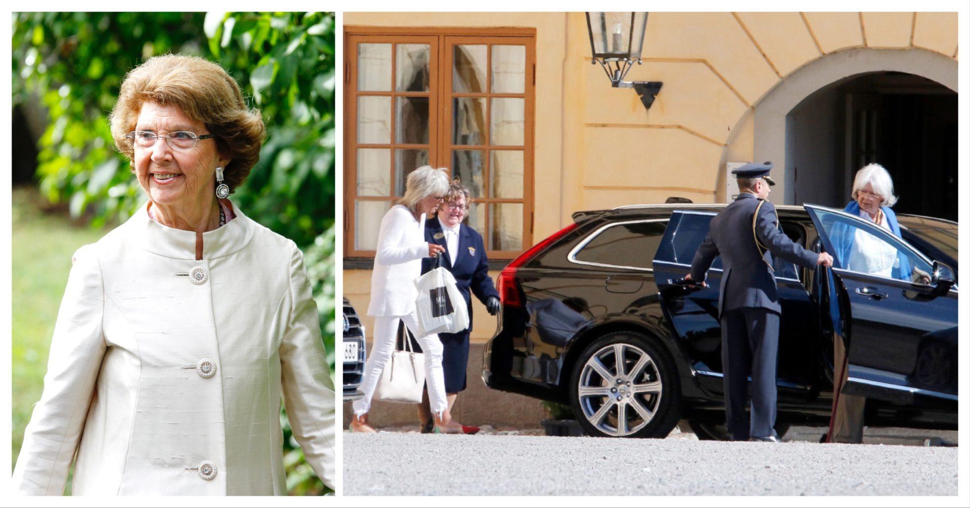 Prinsessan Désirées 80-årsfest i Stockholm