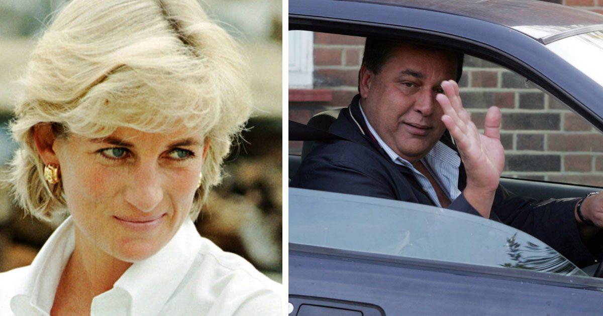 Så lever prinsessan Dianas älskare Hasnat Khan idag