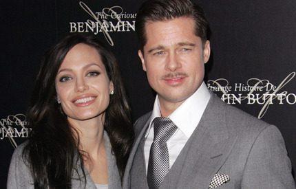Angelina Jolie är som en orm...