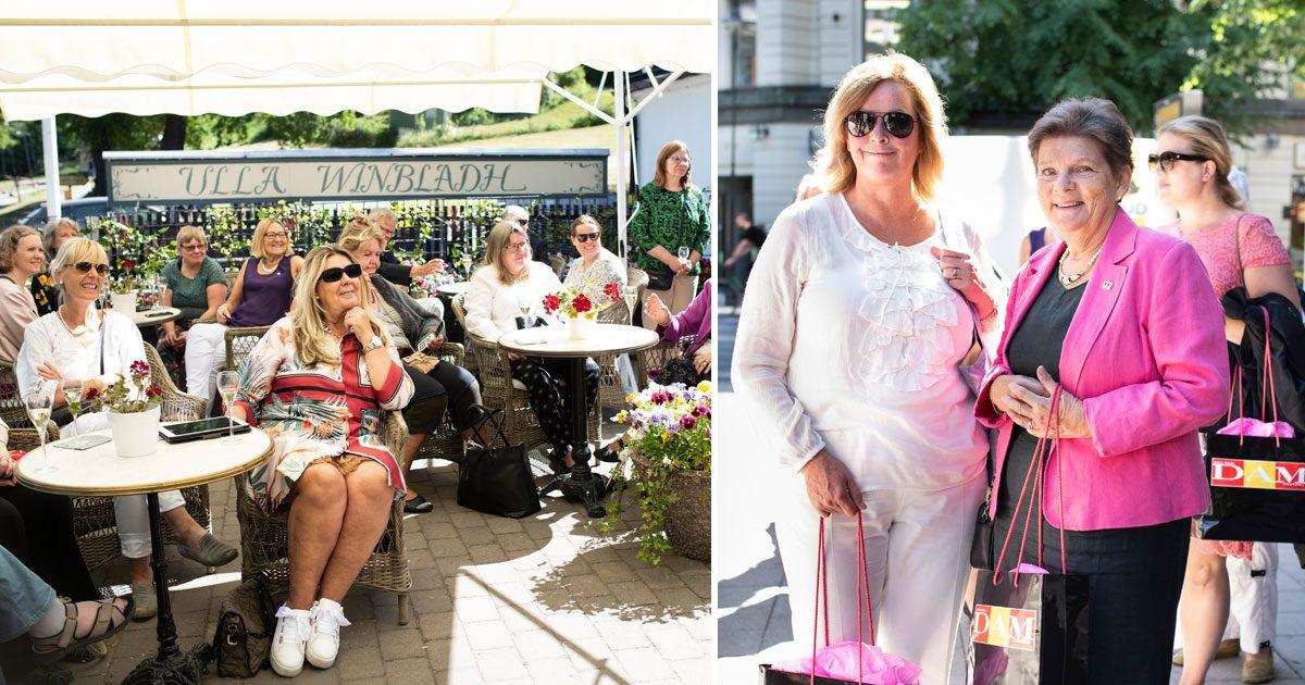 Se alla bilder från Svensk Damtidnings härliga event för läsarna!