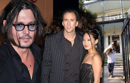 Deppa inte Nicolas Cage, kompisen Depp ställer upp!