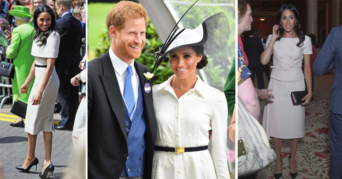 Så lyckas Meghan klä sig som en prinsessa – utan stylist!