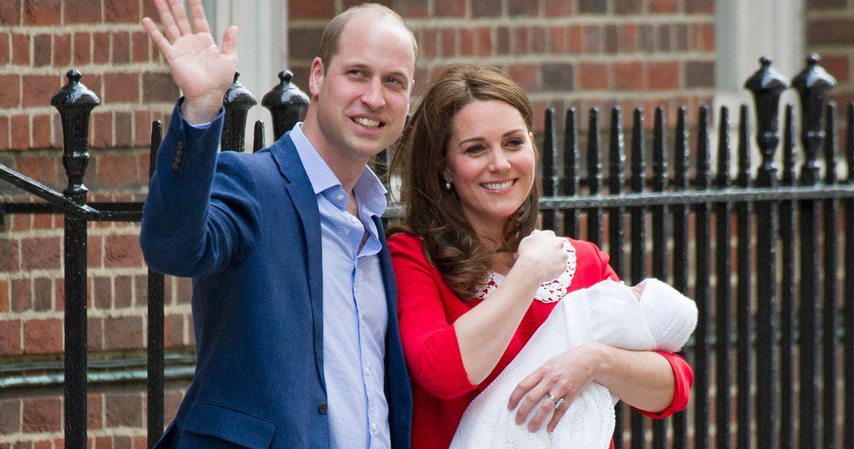 Snart kungligt dop för Kates och Williams baby