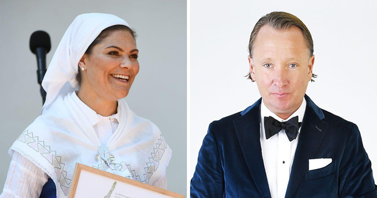 Svensk Damtidnings chefredaktör Johan T Lindwall: Victoria + Öland = ❤️