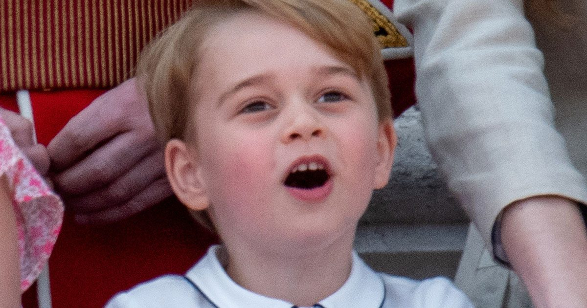Grattis på födelsedagen prins George!