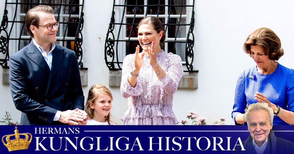 Därför är kungafamiljens resor till USA så viktiga