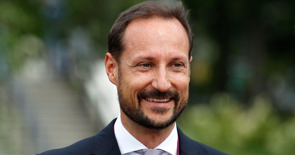 Så firade norska kungafamiljen Haakons födelsedag