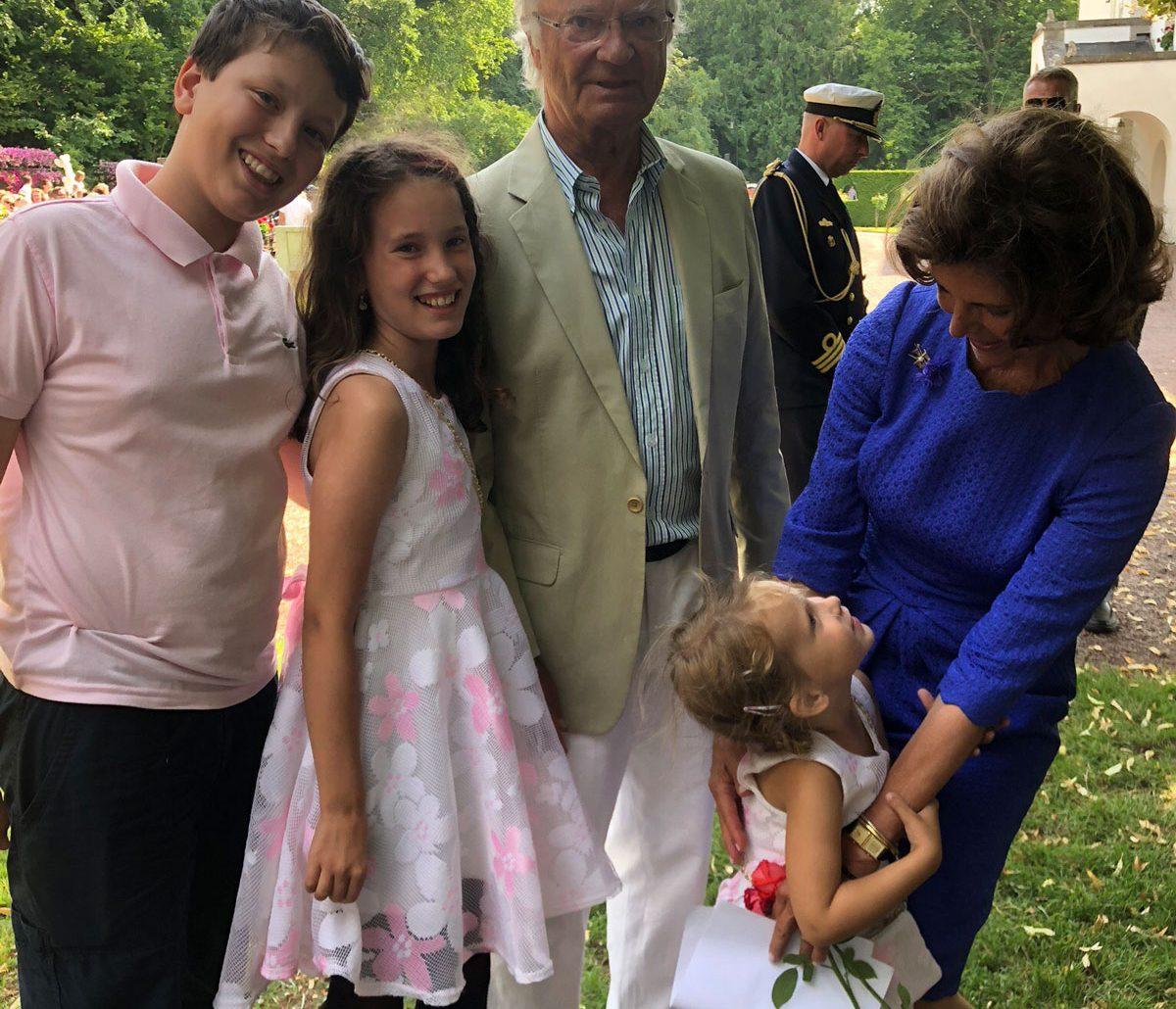 Nu kan ni tjuvkika på dokumentären om familjen Bernadotte