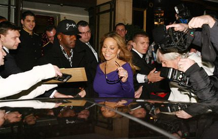 Divan Mariah Careys krav: kattungar och duvor i överflöd