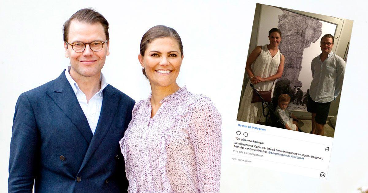 03b5cd81ba21 Nya bilden från kronprinsessparets semester på Fårö | Svensk Damtidning