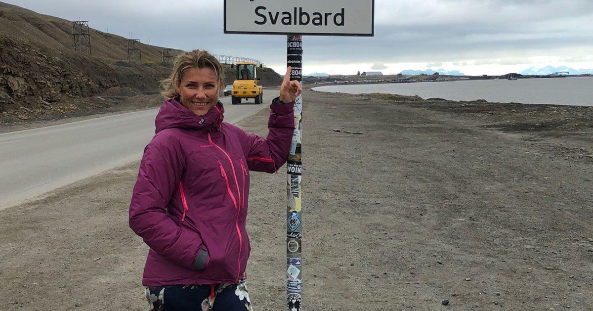 Resan till Svalbard – väckarklocka för norska kungafamiljen