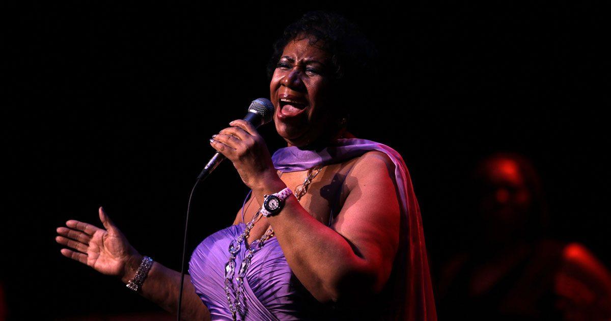 Aretha Franklin död efter långvarig cancersjukdom