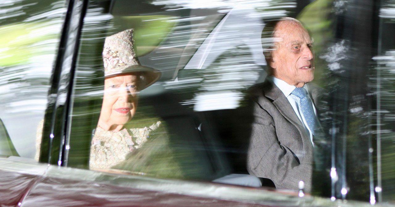 Prins Philip är nu på Balmoral – men han vägrade träffa Fergie