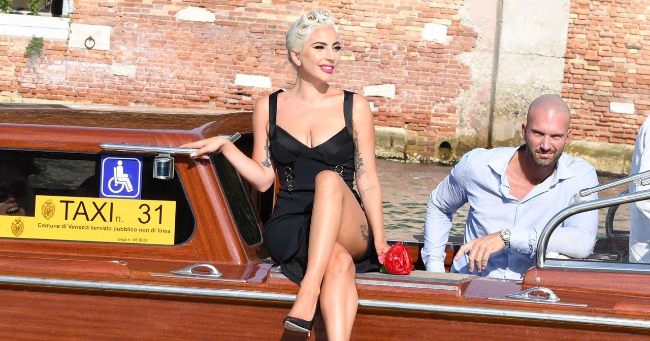 10 fantastiska klänningar från filmfestivalen i Venedig