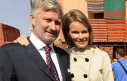Mathildes och Philippes resa i Marocko bjuder både på nytta och nöje