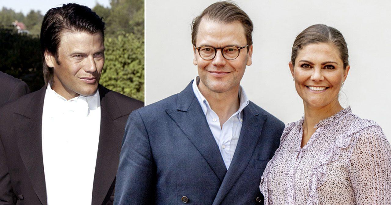Från drömprins till kunglig make – Daniel fyller 45 år!