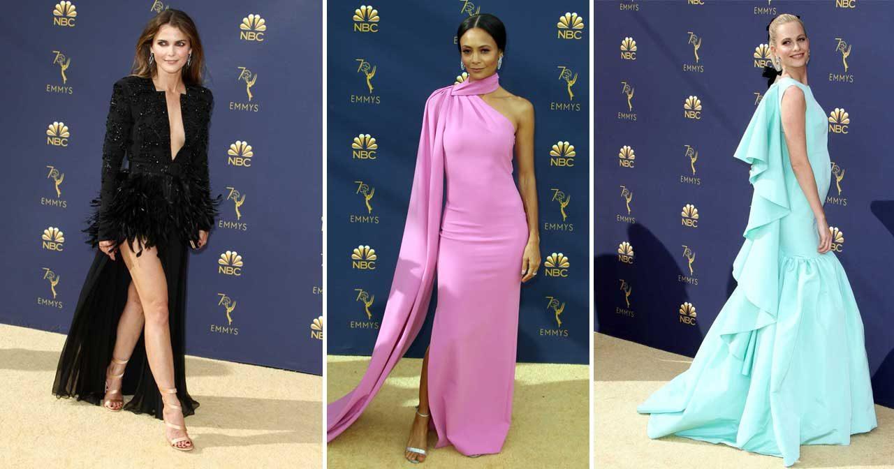 19 häftigaste klänningarna från Emmygalan 2018 – och alla vinnare!