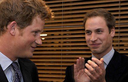 Prins Williams och Harrys hemliga organisation