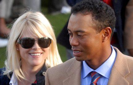 Golfproffset Tiger Woods i otrohetsskandal