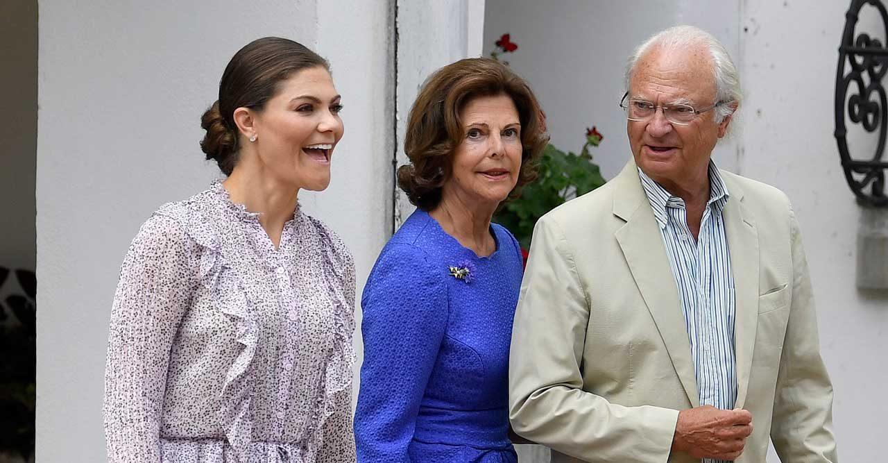 Kungaparet åker till Frankrike – med Victoria och Daniel!