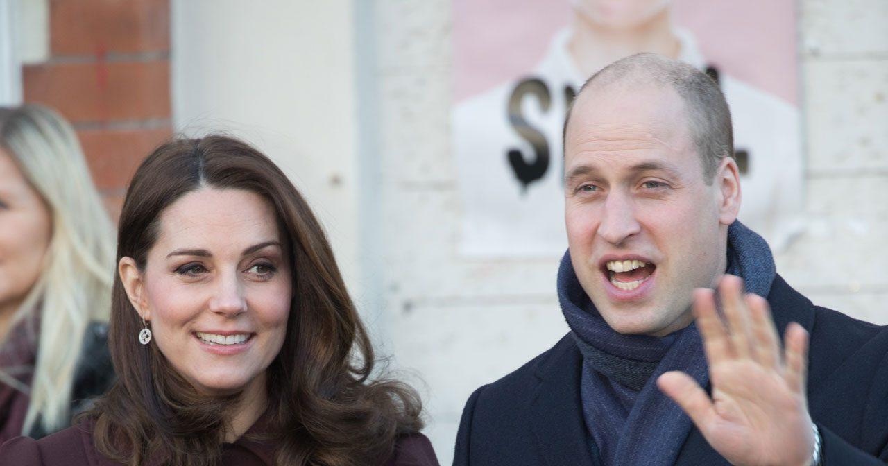 Kate avundsjuk på prins Williams Afrikaresa – utan barnen