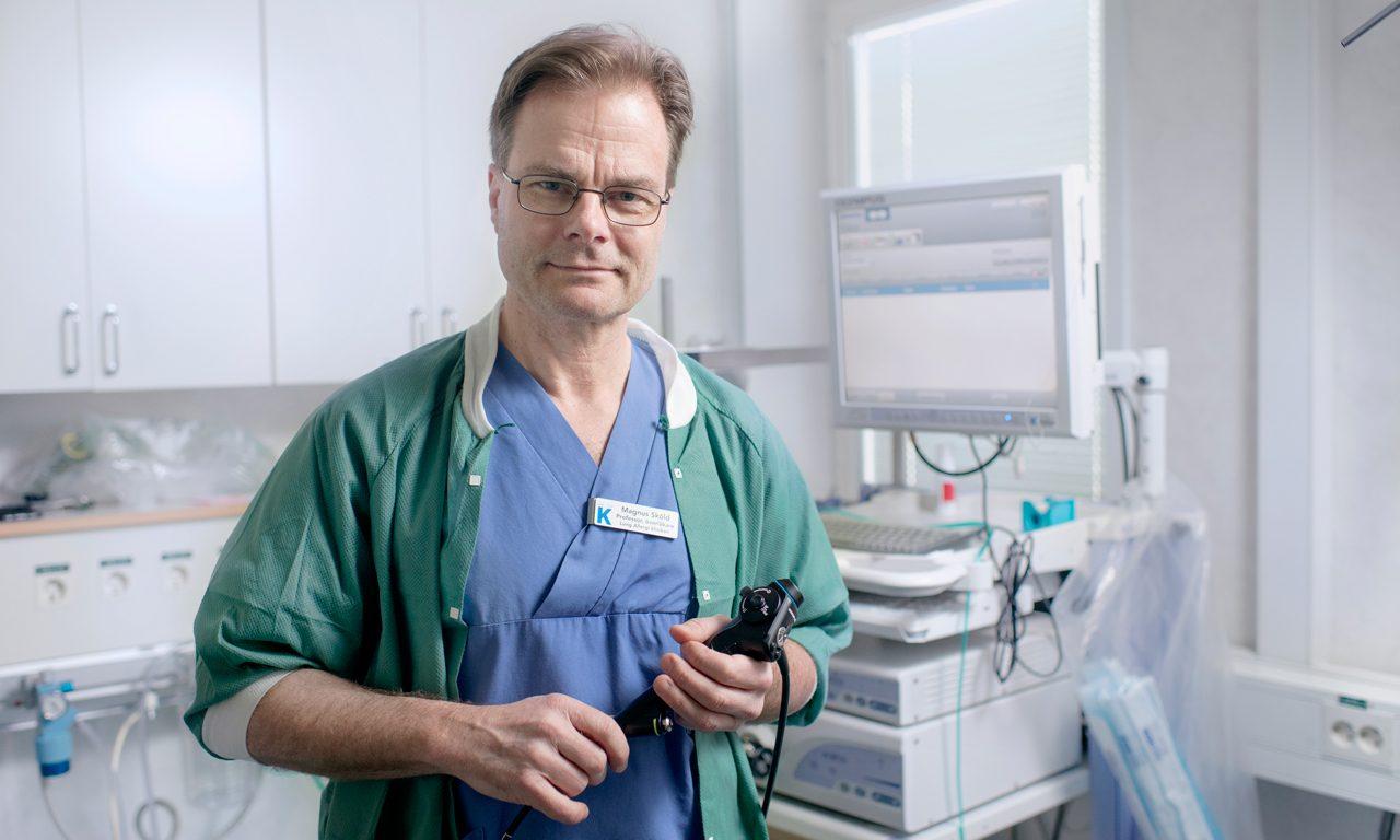 Experten berättar – allt om sjukdomen lungfibros