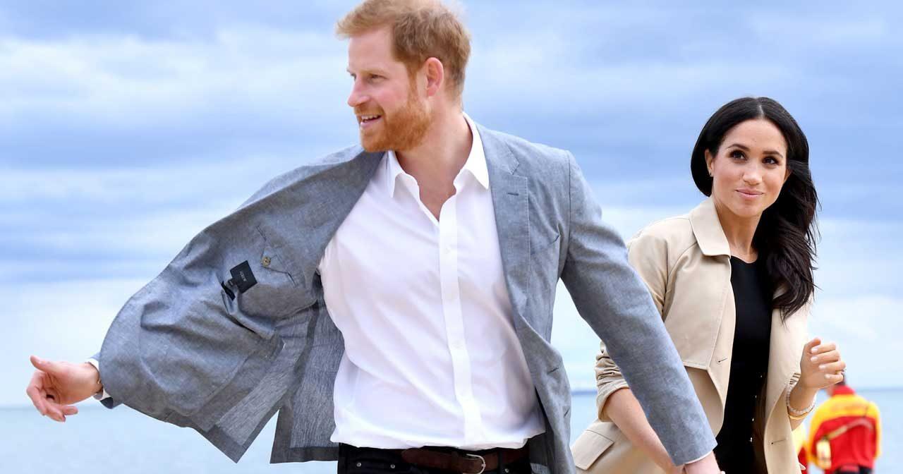 Här är de bästa bilderna från Harry och Meghans underbara resa