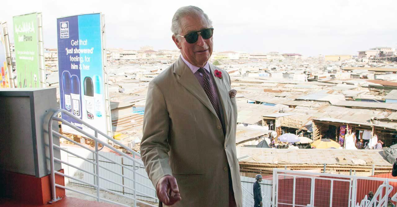 Har du aldrig hört prins Charles tala? Titta här!