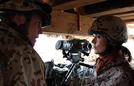 Kronprinsessan Mary på hemligt besök i konfliktdrabbade Afghanistan
