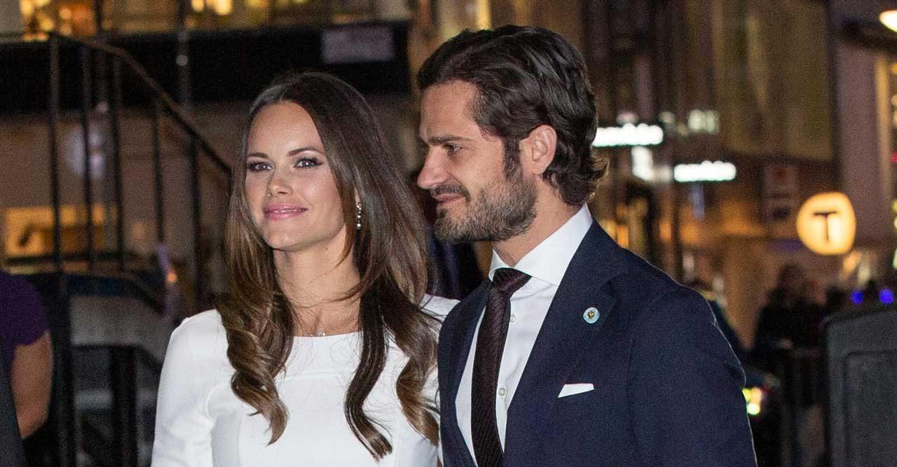 Prinsparet Sofia och Carl Philip