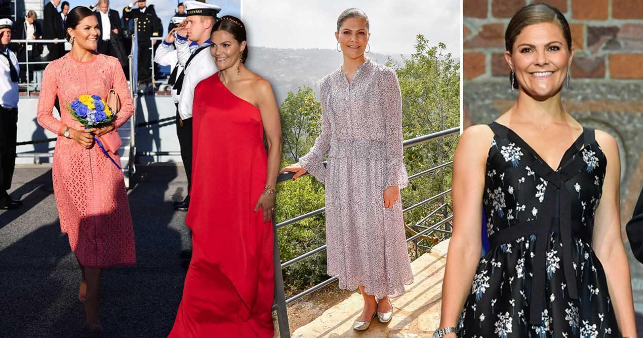 kronprinsessan victoria klänningar