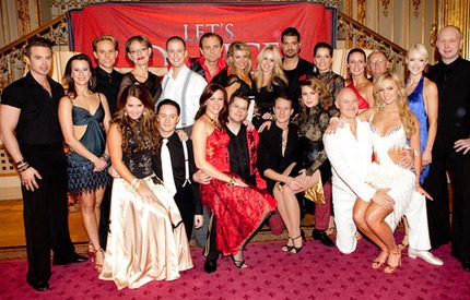 Bildspel: Nya Let's dance 2010