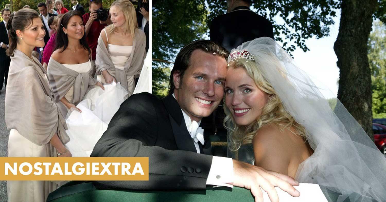 Här är alla societetsbröllop – 34 stycken med massor av bilder