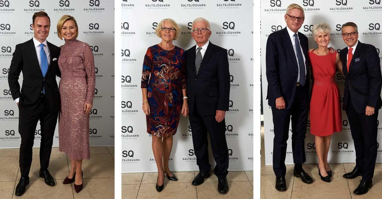 Alla ville fira Alf Svensson 80 år
