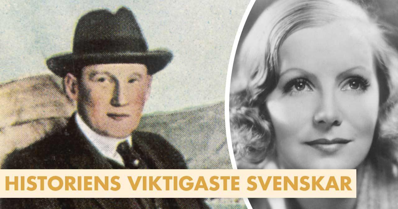 Tändstickskungen Ivar Kreuger erövrade en hel värld och slutade sitt liv i katastrof