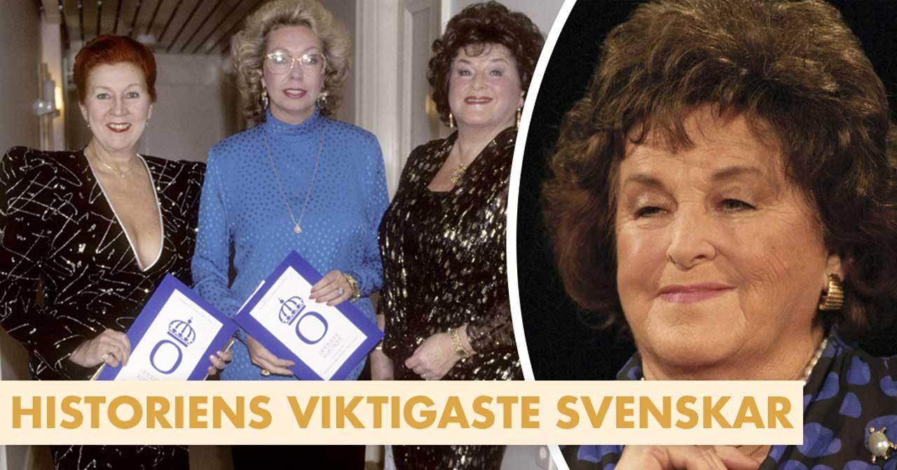 Så blev Birgit Nilsson vår största operastjärna någonsin