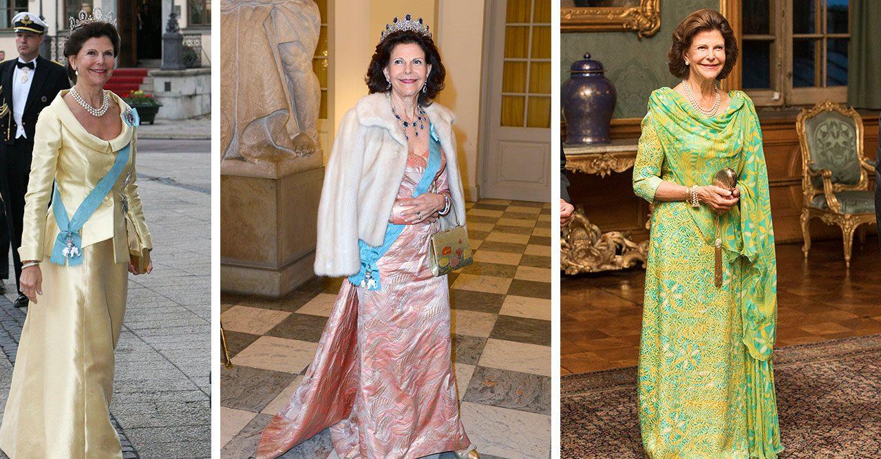 Så firas drottning Silvia