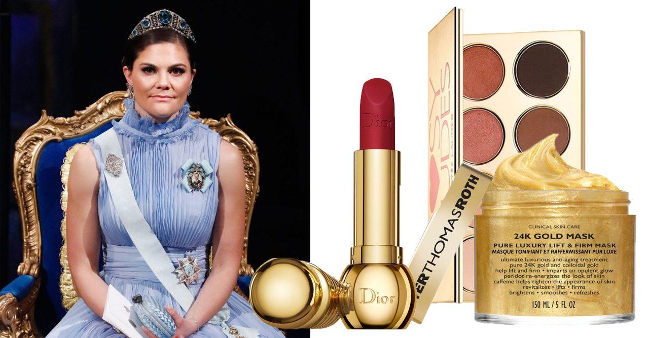 11 skönhetsknep! Skapa Nobelglamour inspirerad av prinsessorna