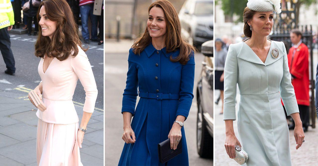 4 saker hertiginnan Kate alltid har i handväskan