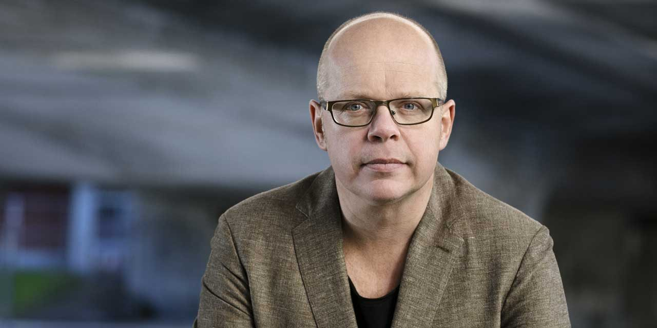 Bokprisade Augustvinnaren Magnus Västerbro: